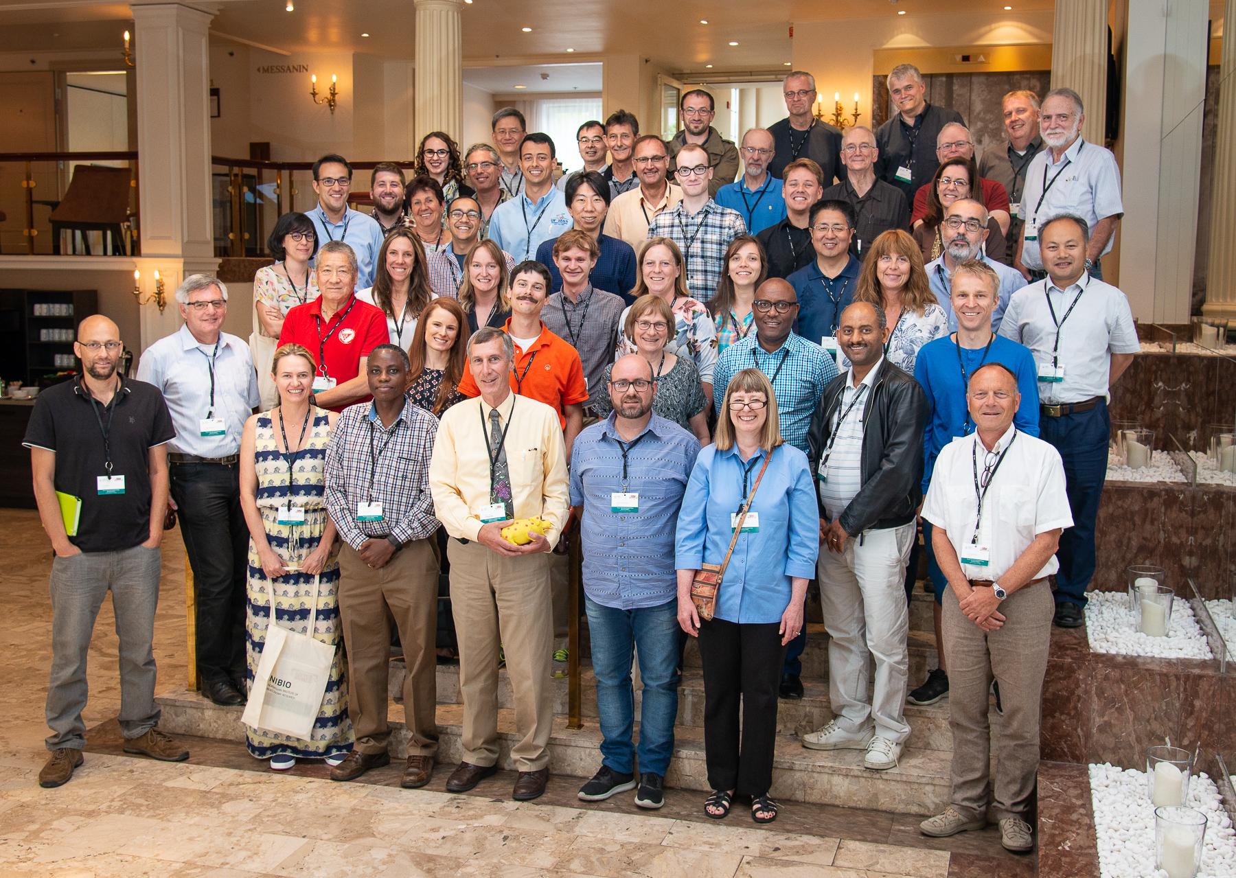 Participants IEW12